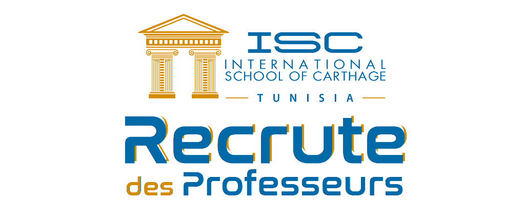 l u2019 u00c9cole internationale de carthage      recrute   des