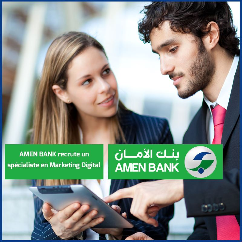 amen bank      recrute  u2013  u26d4 recruter tn