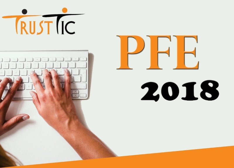 trusttic        offre des stages pfe 2018
