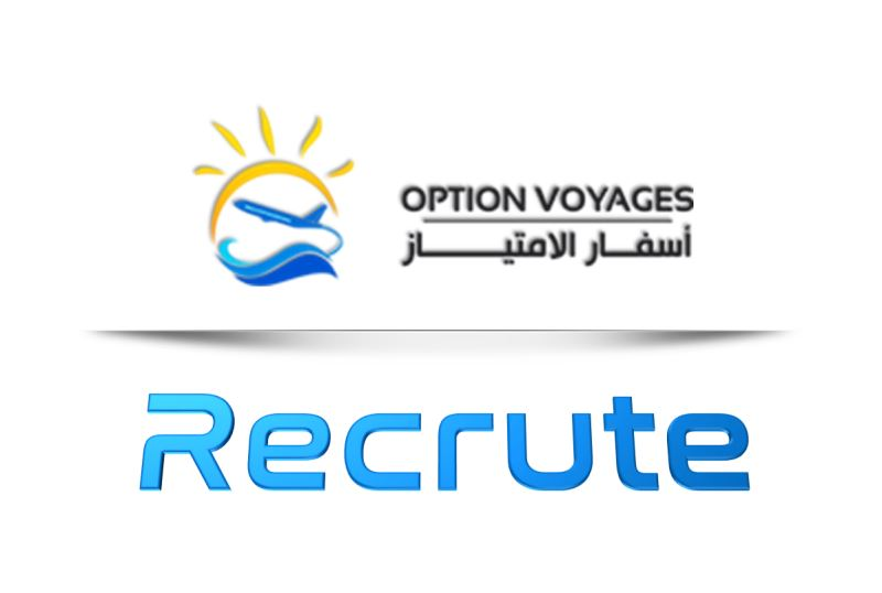 option voyages        recrute     responsable billetterie
