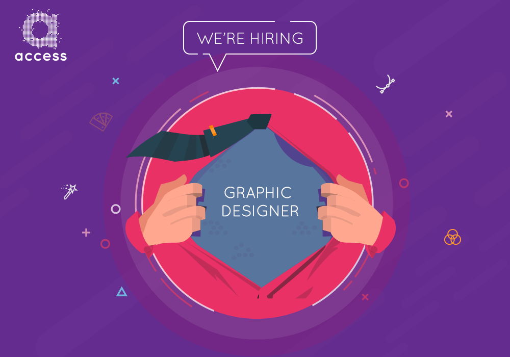 access    recrute   graphic designer  u2013  u26d4 recruter tn