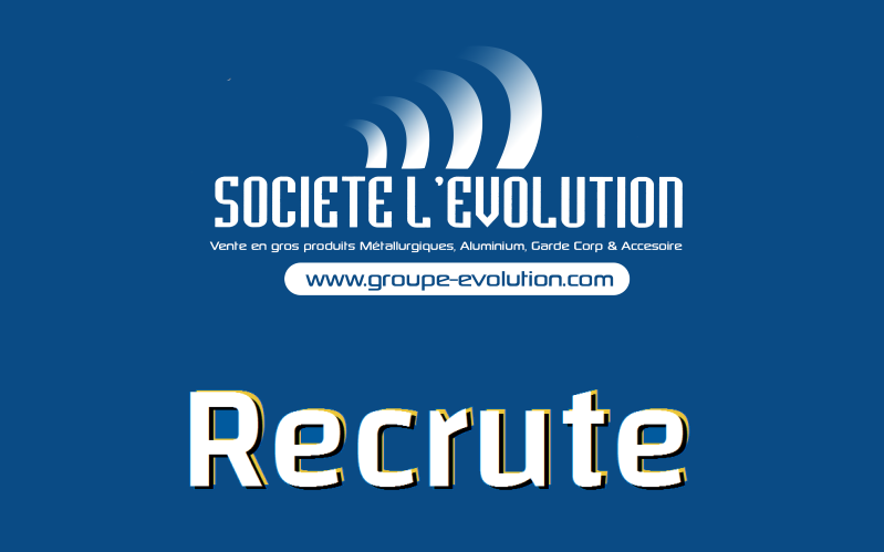 groupe evolution      recrute  u2013  u26d4 recruter tn